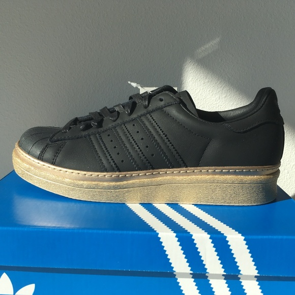 newest d05ab 4bd59 BRAND NEW! Adidas Superstar 80s New Bold Size 6.5 NWT